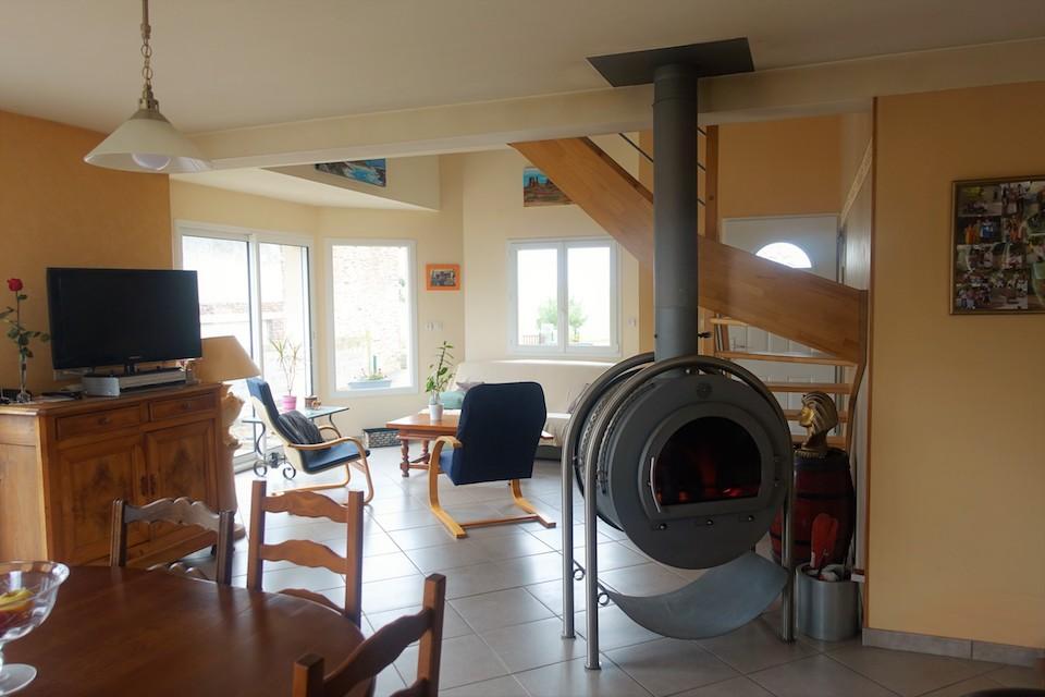Maison récente de 120 m²