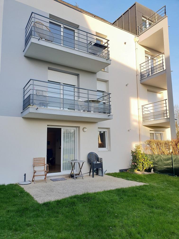 Appartement lumineux Noyal Châtillon sur Seiche